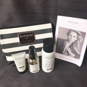 NWOT Balmain Luxury Hair Gift Set